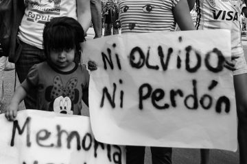 Ni olvido ni perdón... | Foto: Ferbruno25, vía Wikicommons