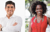 Carlos Alvarado y Epsy Campbell, nuevos presidente y vicepresidente de Costa Rica   Imagen: Wikicommons