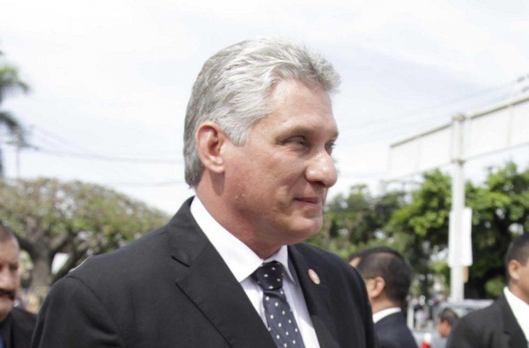 Miguel Díaz Canel, continuidad del régimen castrista | Foto: Gobierno de El Salvador