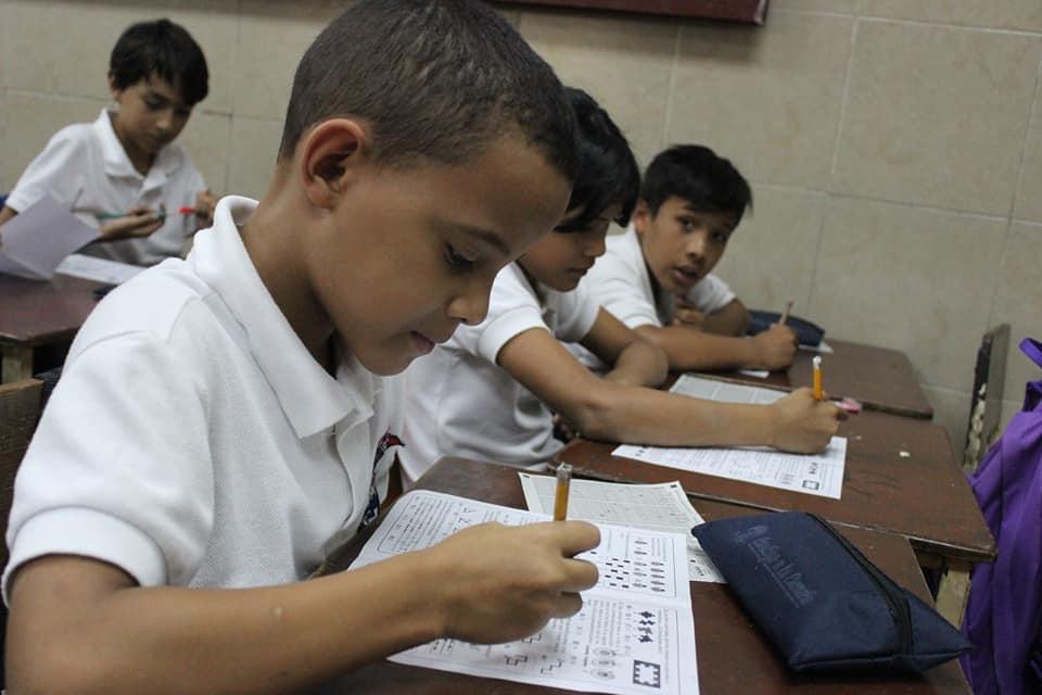 Salón de clases escolar | Foto:Oswaldo Vásquez