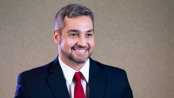 Mario Abdo, presidente electo de Paraguay | Fuente: www.maritoabdo.com