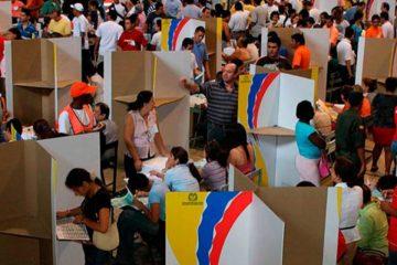 Colombia votó | Fuente: celag.org