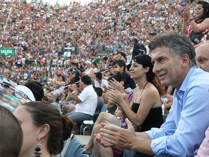 Presidente Mauricio Macri | Foto: Nahuel Padrevecchi/GCBA, vía Wikicommons