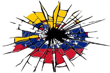 Venezuela, futuro incierto   Ilustración: Guillermo Tell Aveledo