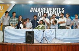 Comisión Nacional de Jóvenes del Partido Nacional de Uruguay, diciembre de 2017 | Foto: CNJ