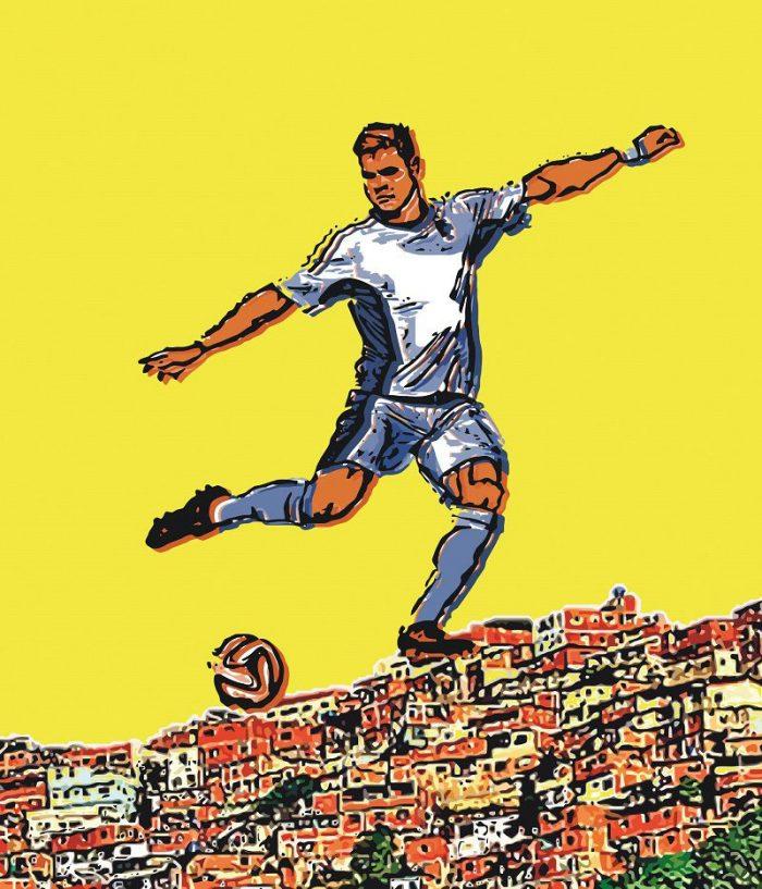 Ilustración: Guillermo Tell Aveledo