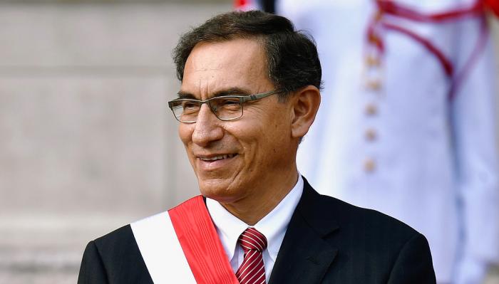 Expresidente Martín VIzcarra