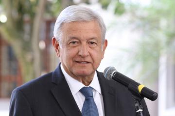 Andrés Manuel López Obrador, presidente electo de México | Foto: Agencia Andes