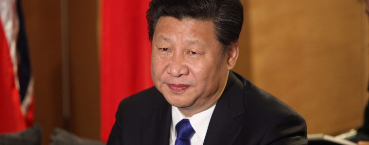 Xi Jinping, presidente de China | Foto: Foreign and Commonwealth Office, vía Flickr