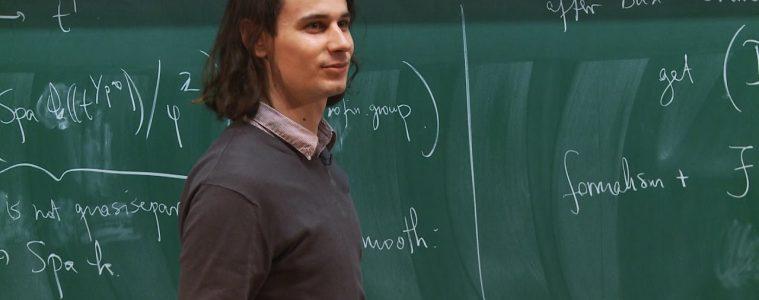 Peter Scholze