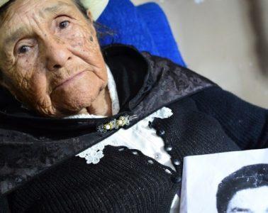 Angélica Mendoza de Ascarza (Mamá Angélica) | Foto: Comité Internacional de la Cruz Roja