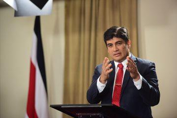 Carlos_Alvarado_Quesada, presidente de Costa Rica 2018-2022.