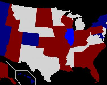 Senado electo en noviembre de 2016 en Estados Unidos   Imagen: Thisismactan, vía Wikicommons
