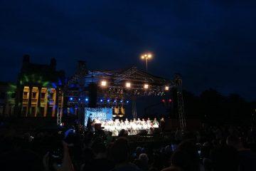 Celebración de los 35 años del «Rio de Libertad», Montevideo, 28 de noviembre de 2018