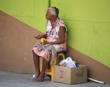 La pobreza   Foto: Alex Proimos, vía WikiCommons