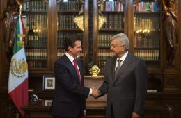 El PRI y Morena, contrastes y acuerdos   Foto: Presidencia de la República, México
