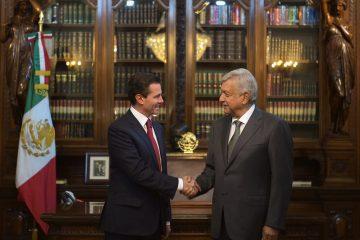 El PRI y Morena, contrastes y acuerdos | Foto: Presidencia de la República, México
