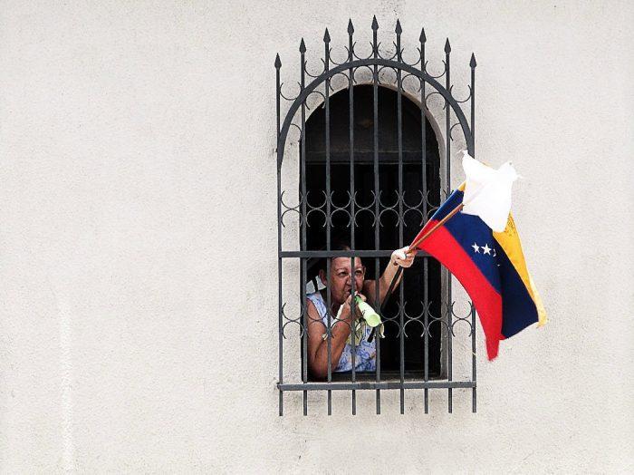 ¡Paz para Venezuela! | Foto: Pedrooft, vía Flickr