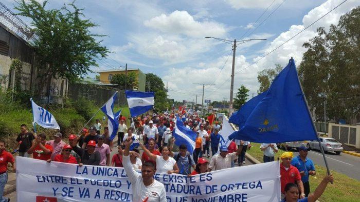 Protestas en Nicaragua | Foto: MRS, vía Flickr