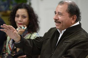 Daniel Ortega y Rosario Murillo_| Foto: Wikicommons