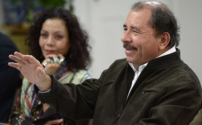 Daniel Ortega y Rosario Murillo,_presidente y vicepresidente de Nicaragua | Foto: Wikicommons