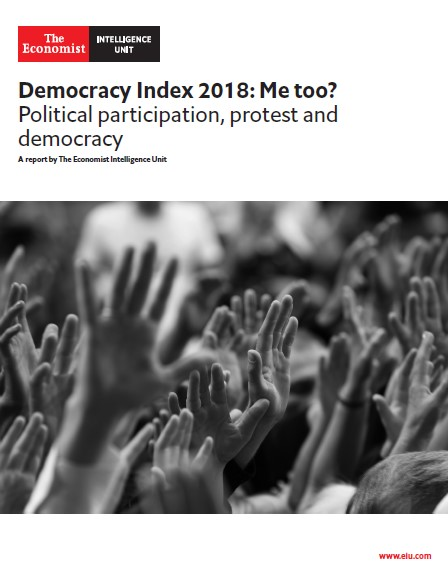 The Economist - Democracy Index 2018