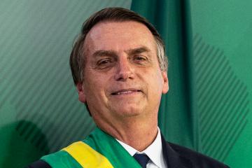 Jair Bolsonaro, presidete de Brasil | Foto: Flickr, dominio público