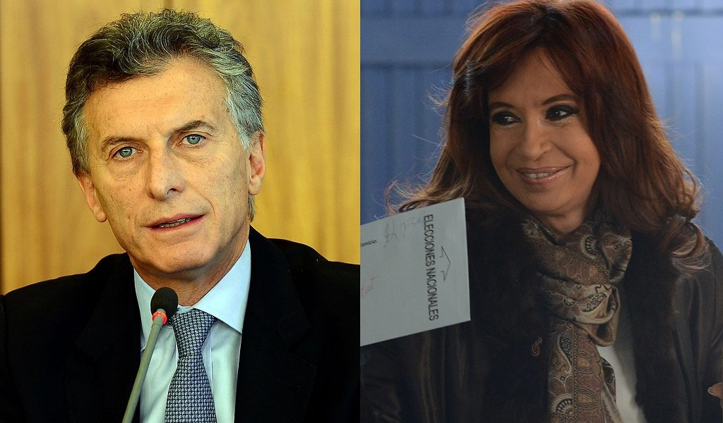 Mauricio Macri y Cristina Kirchner | Fotos: E. Fiuza/Agência Brasil y Casa Rosada, vía Wikicommons