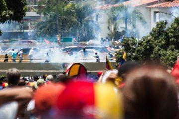Protestas en Venezuela | Foto: Hugo Londoño, vía Flickr