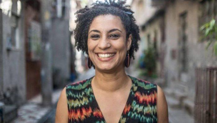 La concejala, activista feminista y de derechos humanos Marielle Franco | Foto: Facebook PSOL