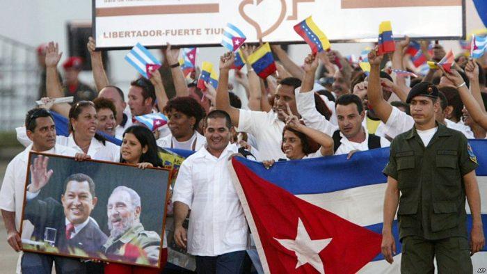 Unidad Cuba-Venezuela | Fuente Radio Televisión Martí