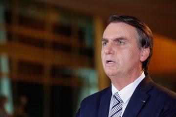 Presidente Jair Bolsonaro | Foto: Isac Nóbrega/PR, Palacio de Planalto, vía Flickr