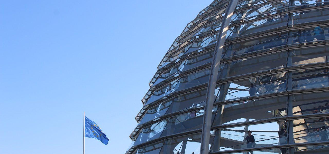 Cúpula del Parlamento alemán, en Berlín | Foto: WikiCommons
