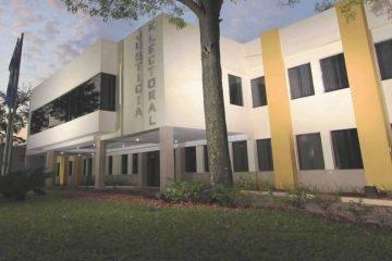 Sede del Tribunal Superior de Justicia Electoral en Asunción | Foto: TSJE