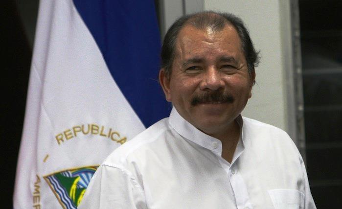 Daniel Ortega, presidente de Nicaragua | Foto: WikiCommons