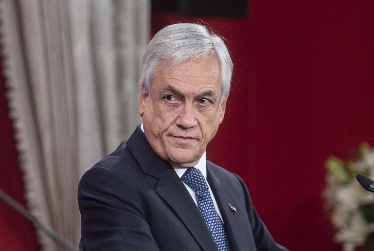 Presidente Sebastián Piñera | Foto: Prensa Presidencia de Chile