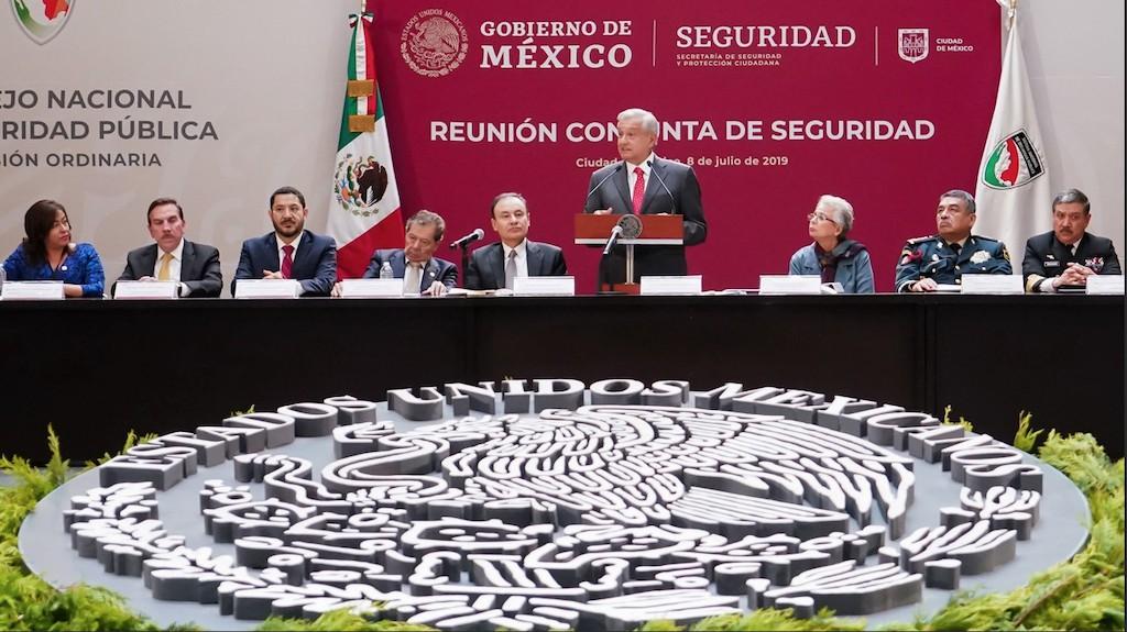 El gabinete de AMLO, fragilidades y renuncias | Fuente: www.gob.mx