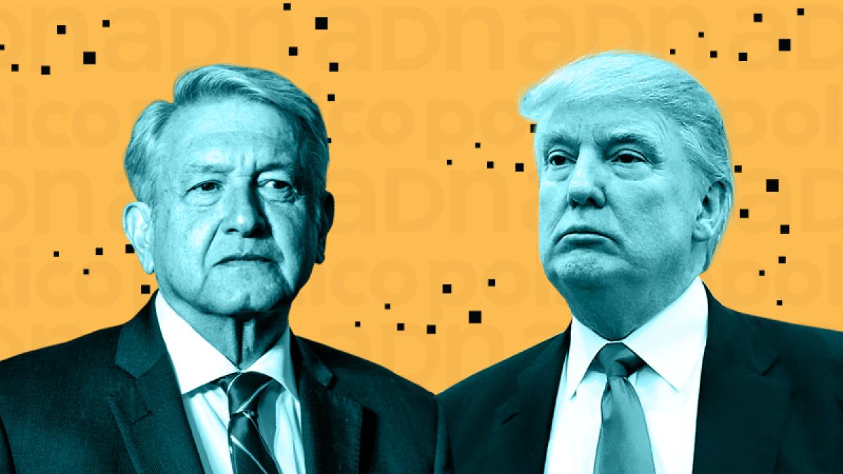 AMLO, Trump | Imagen: Centro Estratégico Latinoamericano de Geopolítica