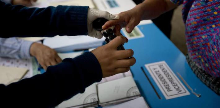 16 de junio de 2019: Guatemala salió a las urnas.