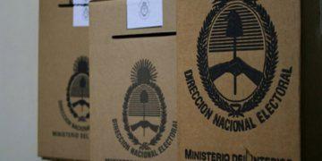 Argentina: urnas electorales