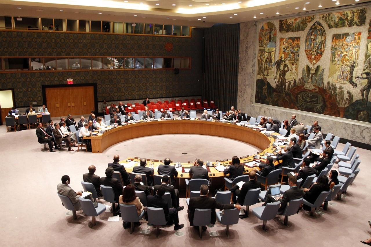 Consejo de Seguridad de Naciones Unidas | Foto: WikiCommons