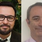 Gerardo Sánchez Martínez y Fernando Farías