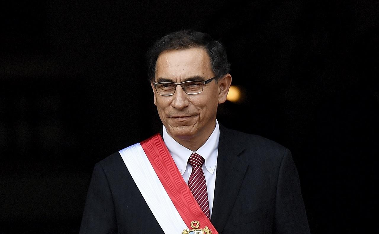 Martin-Vizcarra-presidente | Foto: WikiCommons