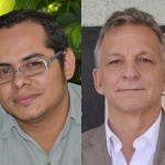 Allan Valverde y Dr. Eduard Müller