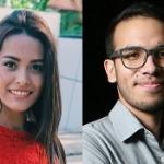 Yaldimar Ruiz y David Aragort