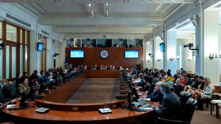 La OEA mantiene la presión sobre el régimen de Nicolás Maduro | Foto: Infobae