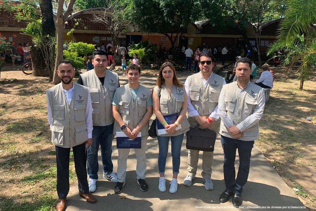 Observación electoral en Bolivia | Red Latinoamericana de Jóvenes por la Democracia
