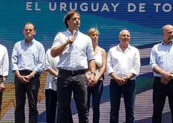 Uruguay: Legisladores que integran la coalición de Gobierno se alinean para defener ley en referendo