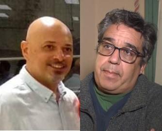 Antonio Cardarello y Ernesto Nieto