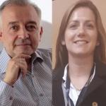 José Emilio Graglia y Carla Tassile
